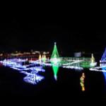 榛名湖イルミ1