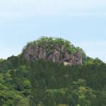 硯岩(すずりいわ)